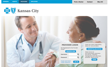 Blue Cross and Blue Shield of KC